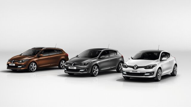 Profesioniști Renault - Autoturisme