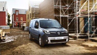 Renault Kangoo Express Z.E. - Gama de autovehicule electrice pentru profesioniști