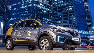 Renault KAPTUR в каршеринге