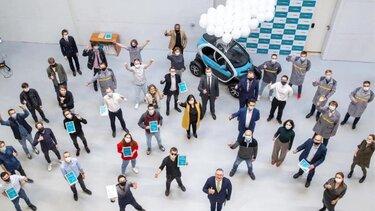 Национальный финал международного конкурса Twizy Contest 2020 в России прошел 8 октября