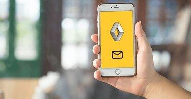 подпишитесь на новости Renault