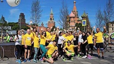 Беги вместе с Renault Россия