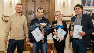 Турнир по шахматам определил новых победителей
