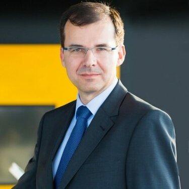 Renault Россия объявил о назначении Яна ПТАЧЕКА на должность генерального директора