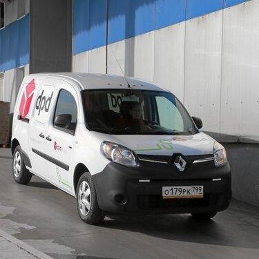 Электромобили Renault KANGOO Z.E.