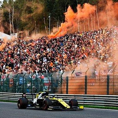 Гран-при Бельгии «Формулы-1»