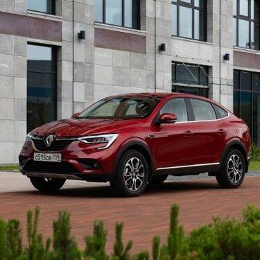 Renault Россия объявляет о начале экспорта ARKANA в страны СНГ