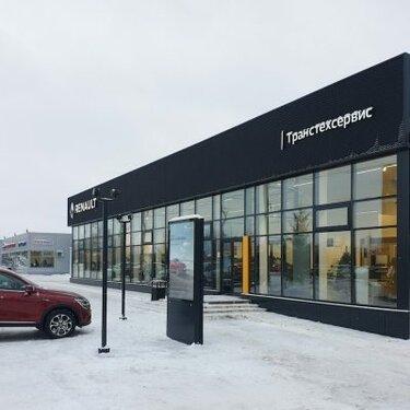 В Набережных Челнах открылся новый дилерский центр Renault — «ТРАНСТЕХСЕРВИС-8»