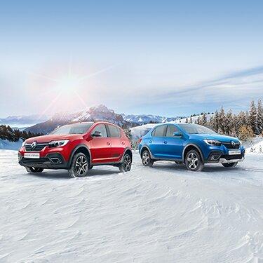 Renault Россия представляет LOGAN, SANDERO, LOGAN STEPWAY и SANDERO STEPWAY нового модельного года
