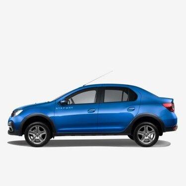 стартовали продажи новых Renault LOGAN STEPWAY и Renault SANDERO STEPWAY