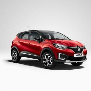 Renault представляет KAPTUR PLAY с мультимедийной системой Яндекс.Авто