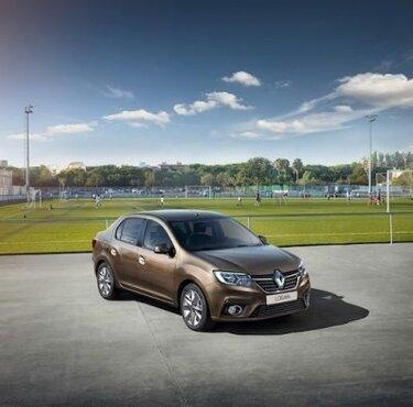 Renault представляет в России обновленные LOGAN и SANDERO