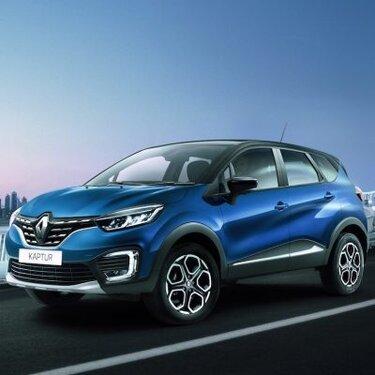 Renault KAPTUR готовится к масштабному обновлению