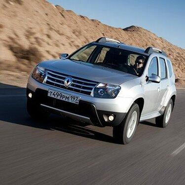 Renault Россия объявляет о снижении цен на ключевые кузовные запчасти для внедорожника Renault Duster первого поколения