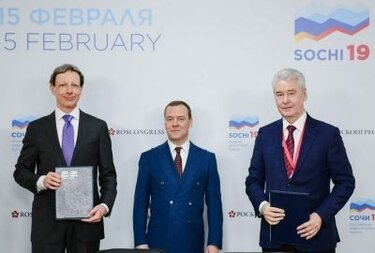 Renault Россия участвует в создании центра информационных разработок