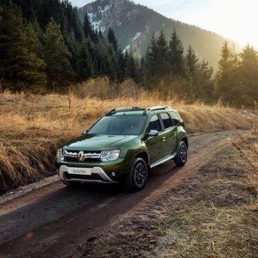 Renault Россия объявляет о старте продаж внедорожника Renault Duster 2019