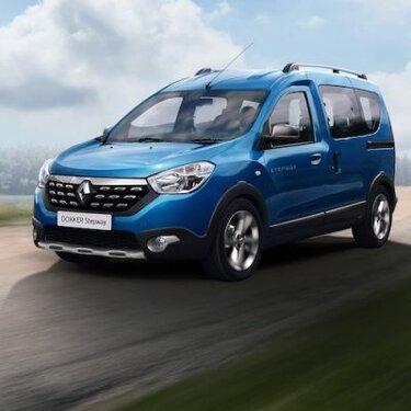 Renault Россия объявляет о старте продаж Renault DOKKER Stepway