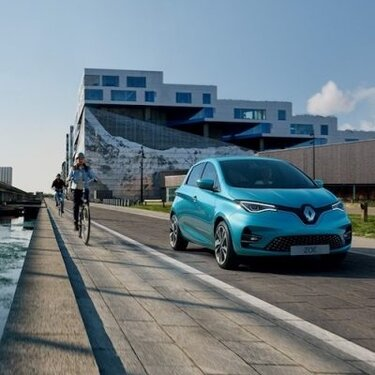 Renault ZOE стал намного производительнее
