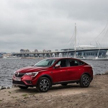 Renault Россия открывает прием заказов на Renault ARKAN
