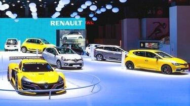 Мероприятия Renault