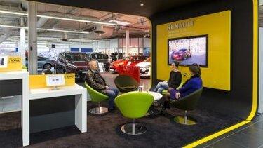 Обязательства дилеров Renault