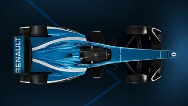 Renault в Formula Е