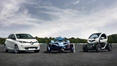Наш опыт в сфере электромобилей: от Renault F.E. до Renault Z.E.