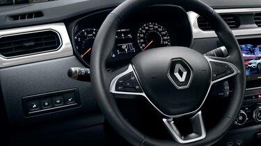 Эргономичный интерьер Renault ARKANA