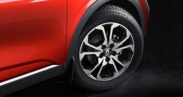 """17"""" легкосплавные колесные диски оригинального дизайна"""