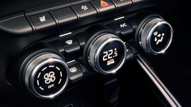 Климат-контроль Renault ARKANA