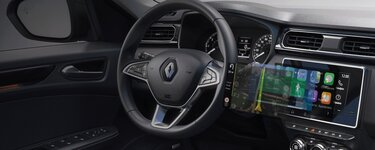 Мультимедийная система Easy Link Renault ARKANA