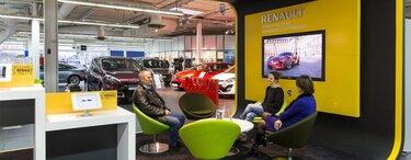 Дилерская сеть Renault в России