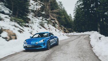 обои - Renault ALPINE