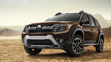 обои - Renault DUSTER первое покаление