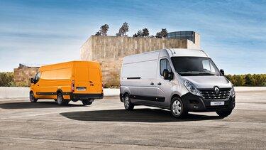 обои - Renault MASTER