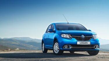 обои - Renault LOGAN