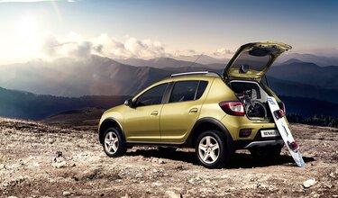 обои - Renault SANDERO STEPWAY