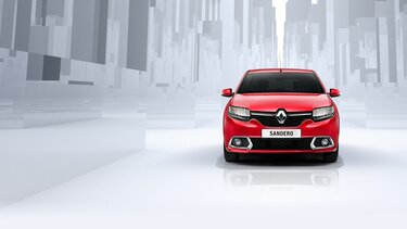 обои - Renault SANDERO