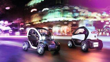 обои - Renault TWIZY