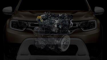 двигатель 150 ТСЕ - Renault DUSTER