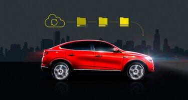 Renault - Обновление через технологию FOTA