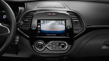 Renault управление камерами 360