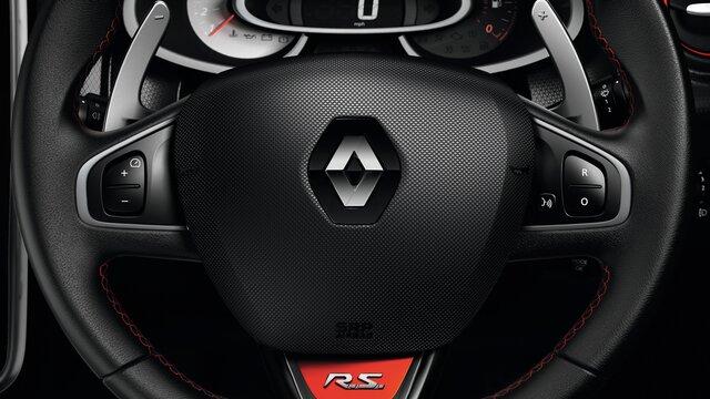 Renault MEGANE R.S. technology: 4CONTROL