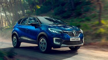 Брошюры для Renault KAPTUR