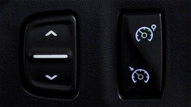 Круиз-контроль и ограничитель скорости Renault LOGAN