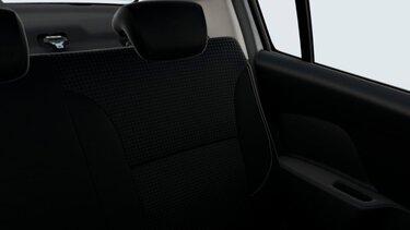 Складывающиеся сиденья Renault SANDERO