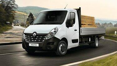 Руководство по эксплуатации Renault MASTER Шасси