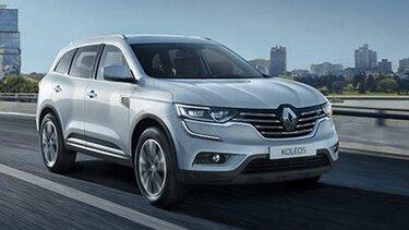 руководство по эксплуатации Renault KOLEOS
