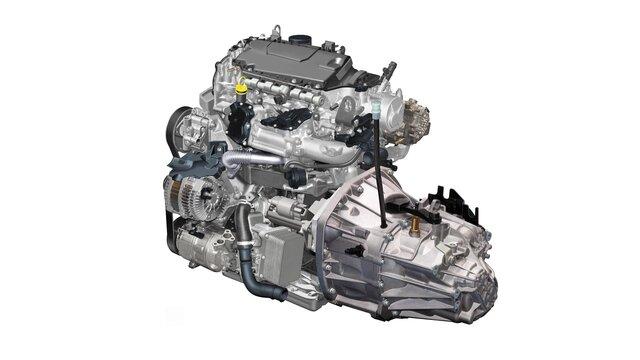 Двигатель Renault M9T
