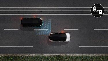 Система контроля слепых зон Renault KAPTUR